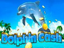 Игровой клуб Вулкан представляет онлайн-автомат Dolphin Cash
