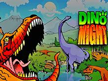 Игровой портал Вулкан клуб представляет автомат Dino Might